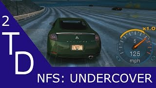 Need For Speed: Undercover Wii [Dolphin] #2