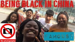 BEING BLACK IN CHINA!! 🤷🏿