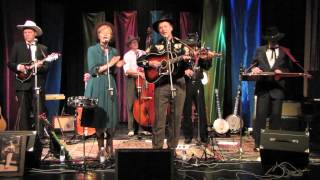 Dobro strap entanglement + Jimmie Rodgers' Mystery of No Five