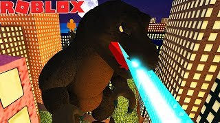 THE CUTEST GAME OF GODZILLA AND KAIJU OF ROBLOX! 🦎