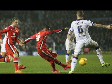 HIGHLIGHTS: Leeds United 1-1 MK Dons
