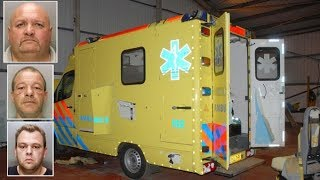 Men used fake ambulances to smuggle £1.6bn of cocaine and heroin into UK   ITV News