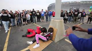 wrestlemania-35-fans-erupt-outside-metlife-stadium
