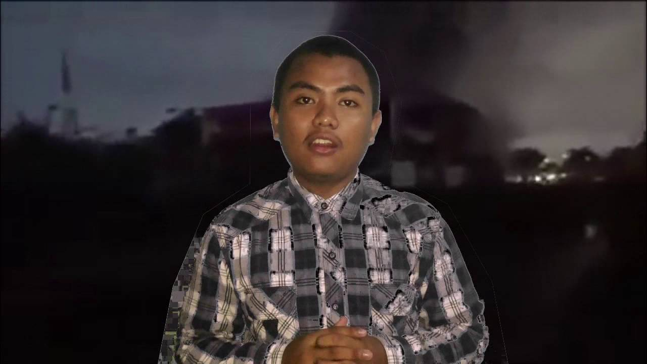 Contoh Reporter Berita Hendri Muchlas Youtube