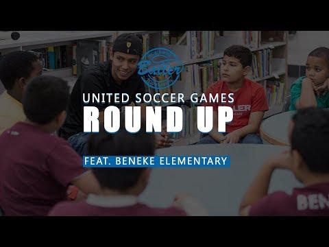 Baller Foundation: Round Up feat. Beneke Elementary School Students