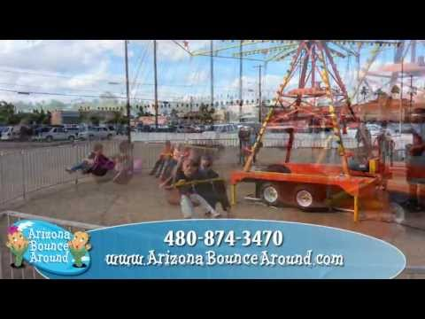 Kids Chair Swing Ride Rentals Phoenix Arizona, AZ, Swing Rides For Kids