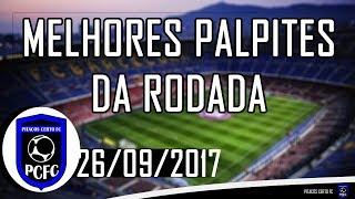 Palpites de futebol do dia 26/09/2017 Esporte Net, Net jogo, Bet365, SportingBet, betfair
