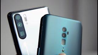 Camera Comparison: Huawei P30 Pro vs OPPO Reno 10x Zoom
