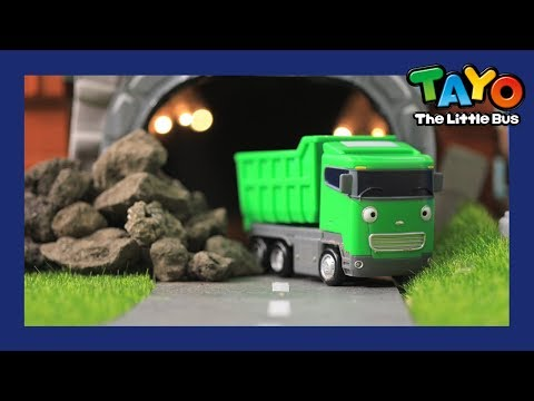 The strong heavy vehicles l Tayo's Sing Along Show 1 l Tayo in real life #6 l Tayo the Little Bus
