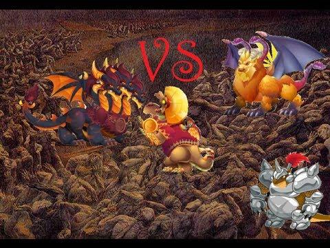 Batalha Mitologica 3 - Fuga ou Batalha? Tocando o Terror