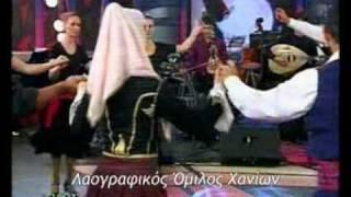 Laografikos Omilos Hanion #02