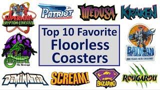 Top 10 Favorite Floorless Coasters