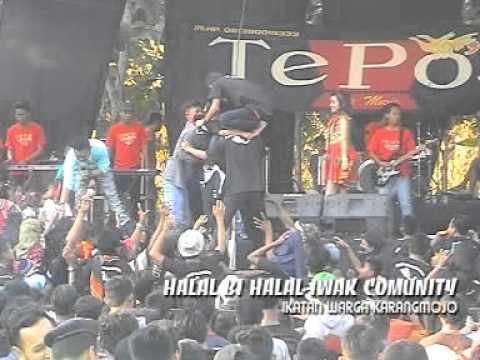 Tepos Dangdut 2015  - Jangan Tunggu Lama Lama (Official Video)