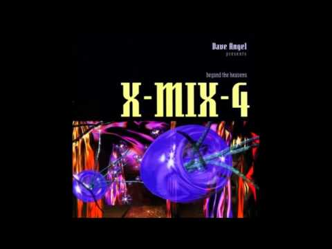 X-Mix 4 Dave Angel - Beyond the Heavens 1995