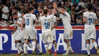 Highlights: Grecia-Italia 0-3 (8 giugno 2019)