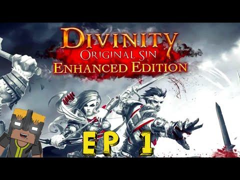 Divinity Original Sin enhanced edition ::Ep.1:: Chef Baker