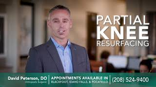 Dr. David Peterson Partial-Knee Resurfacing with Mako | Gardening (30)