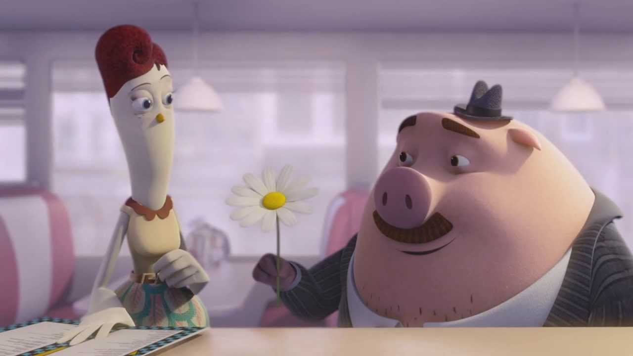 Parable The Pig And Chicken: Chicken Or The Egg