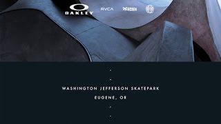 Josh Borden   On Location: Washington Jefferson Skatepark - Eugene, OR