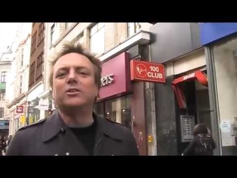 James Stevenson - The Punk Clubs Of London Tour