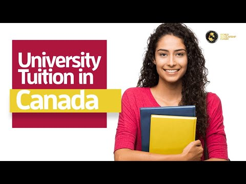 Canadian Students: University Tuition In Canada