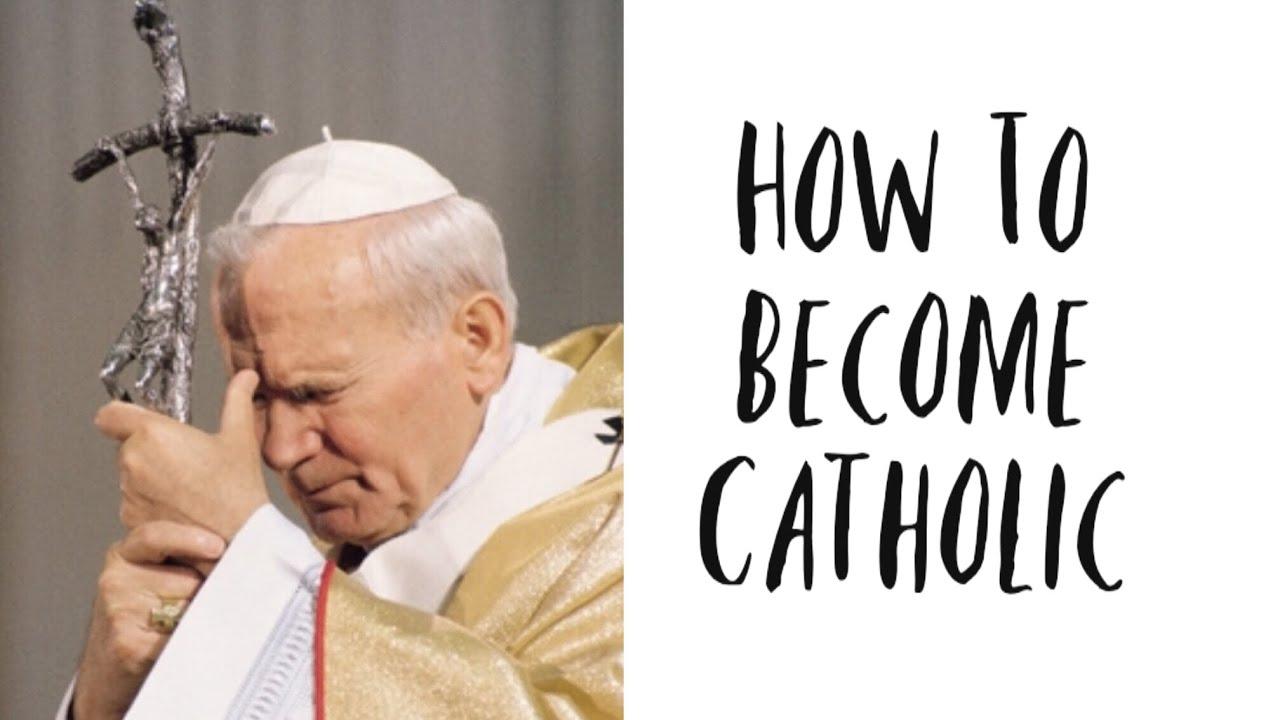 How to Be Catholic || RCIA