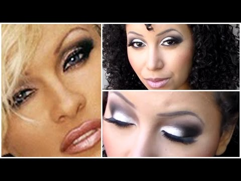 Playboy Bunny Pamela Anderson Makeup Tutorial | Brittney Kade from YouTube · Duration:  4 minutes 20 seconds