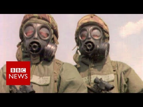 100 years of chemical weapons – BBC Information
