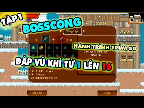 tai game ninja school online hack ve may tinh - Ninja School Online : Siêu Phẩm Đập Từ Vk1 Lên Vk16 Cho #BOSSCONG Chỉ Với 217tr Yên !!