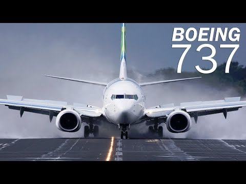 Boeing 737 - the most popular airliner