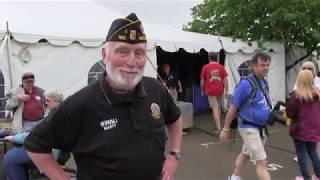 American Legion Radio Club on site at convention