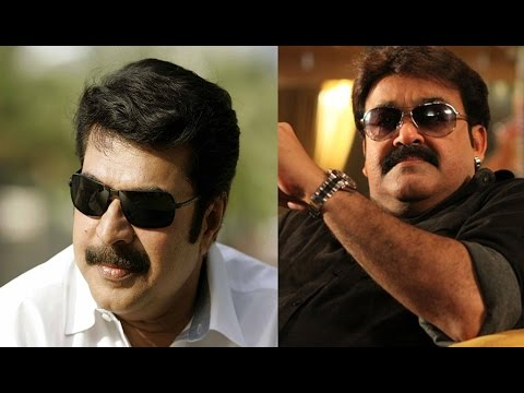 Mammootty V. Mohanlal In 2015\\Challenging Roles