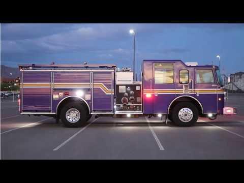 The Making Of The NEW Purple Demon - 2001 Pierce Dash