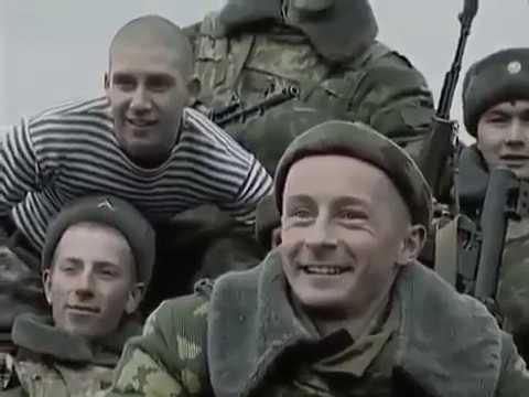 Боевик про Чечню ЧЕСТЬ ИМЕЮ