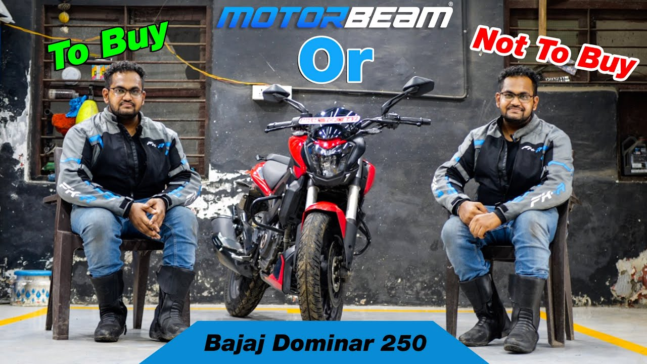Bajaj Dominar 250 - Kharidna Chahiye Ya Nahi? | MotorBeam हिंदी