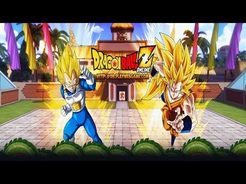 Dragon Ball Z Online Watcha Playin'? First Gameplay MMORPG