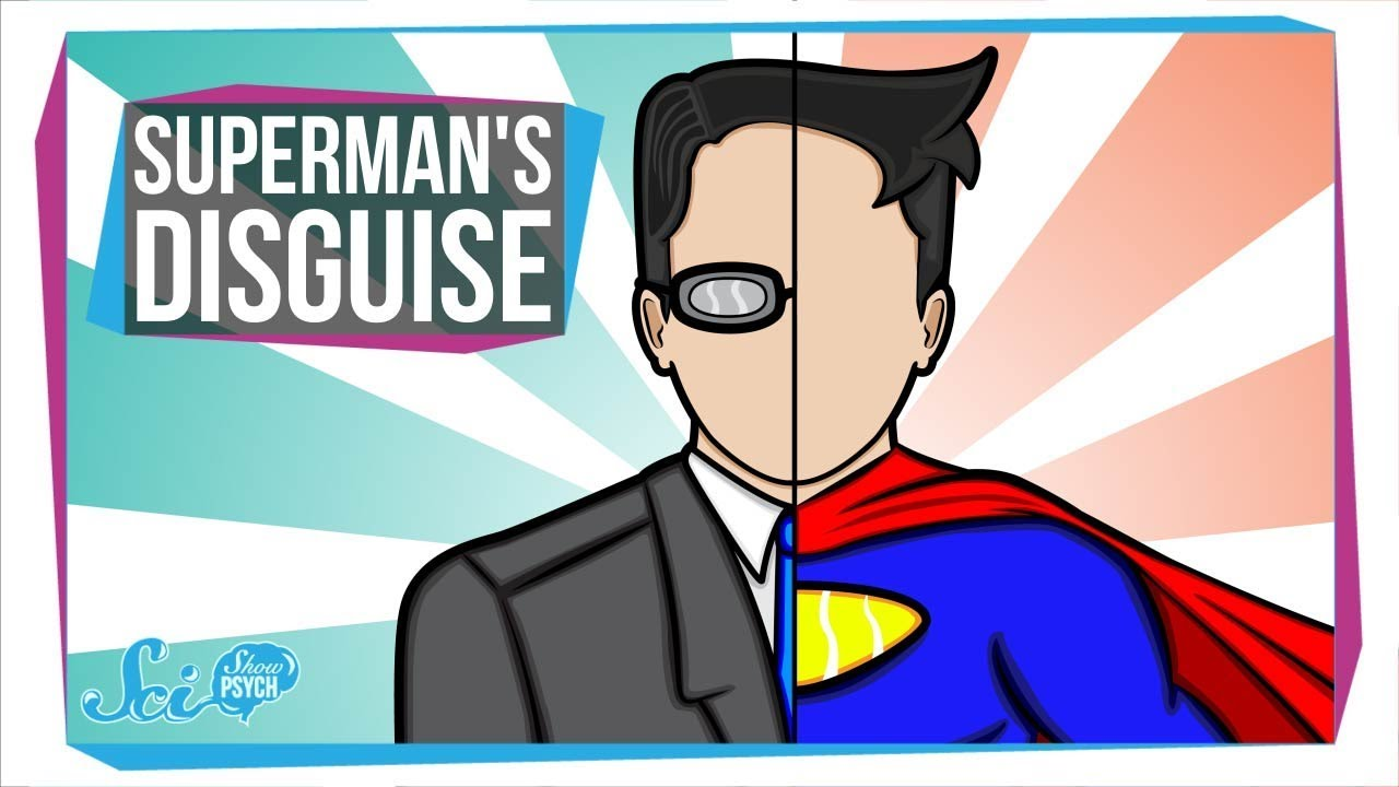 Would You Be Able to See Through Superman's Disguise? #1