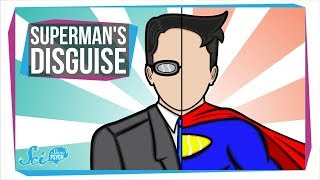 Would You Be Able to See Through Superman's Disguise?