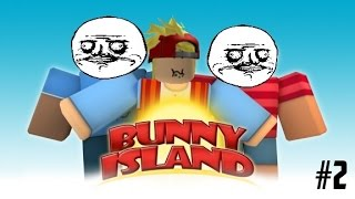 Chloe Plays ROBLOX: Bunny Island (#2) | RIDEABLE RIDES