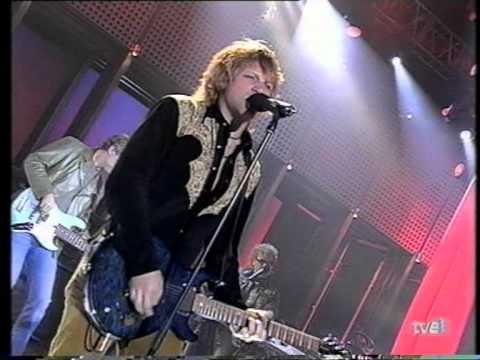 Bon Jovi Misunderstood 2002
