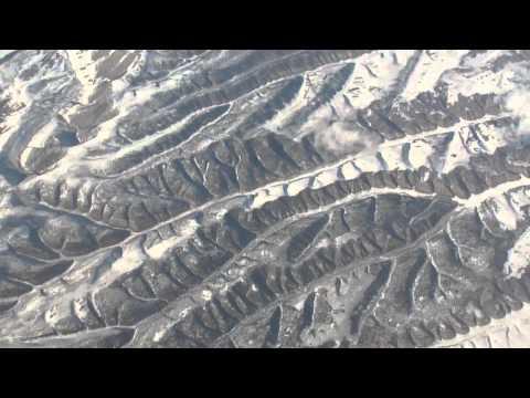San Francisco-to-Denver flight takes off 1R: East Bay, Sierra Nevada, Utah & Rockies 2011-02-23