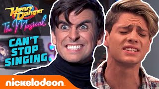 Jace Can't Stop Singing & Ray Hates Musicals 🎵 Henry Danger: The Musical | Nick