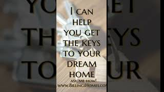I can help you get the keys to your dream home