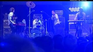 Battles - Live at Lowland Fest 2007 (Pro shot - Full set)