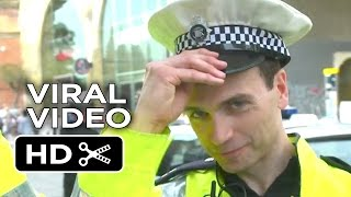 Let's Be Cops VIRAL VIDEO - Fake Cops Prank (2014) - Jake Johnson Action Comedy HD
