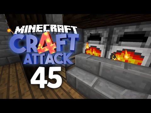 Der Schnellofen! | CRAFT ATTACK 4 [045] | Clym