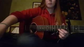 Over You by Miranda Lambert Guitar Cover