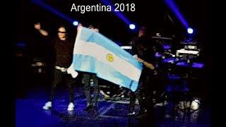 Thomas Anders   Argentina 25-01-2018