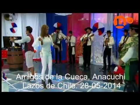 AMIGOS DE LA CUECA GENERACIONES CRUZADAS