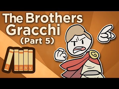 The Brothers Gracchi  V: The Final Fall  Extra History